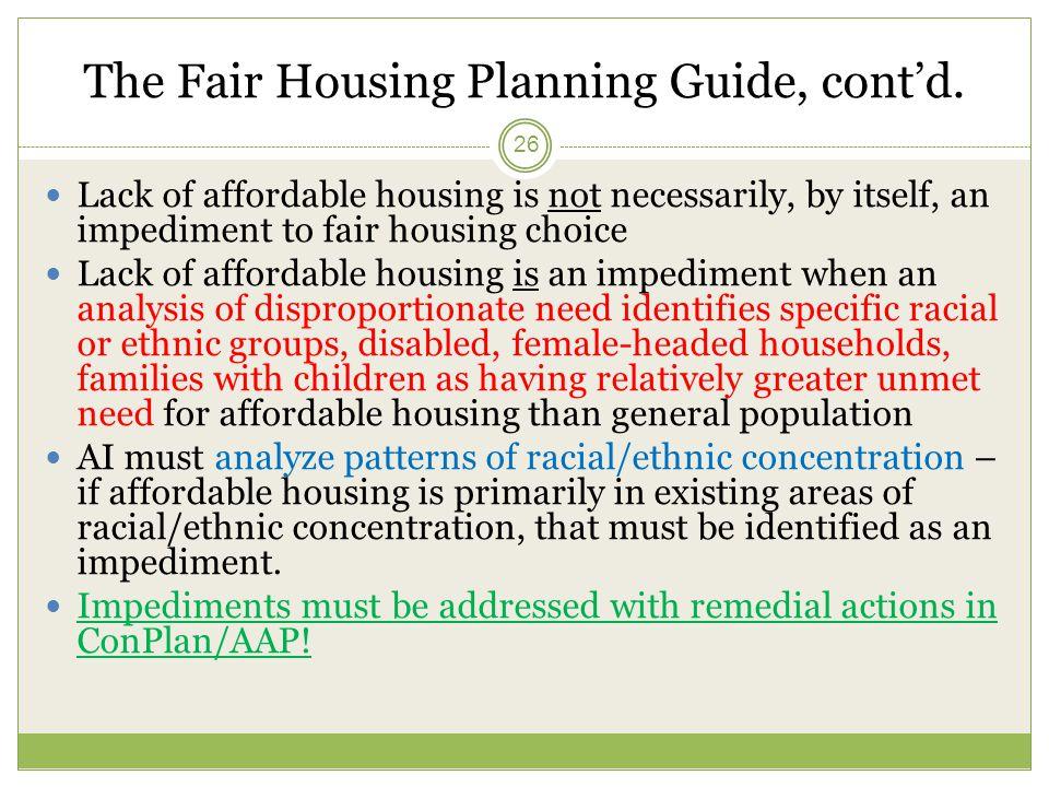 Fair Housing AFFH Training Ppt Download Inspiring Planning Guide