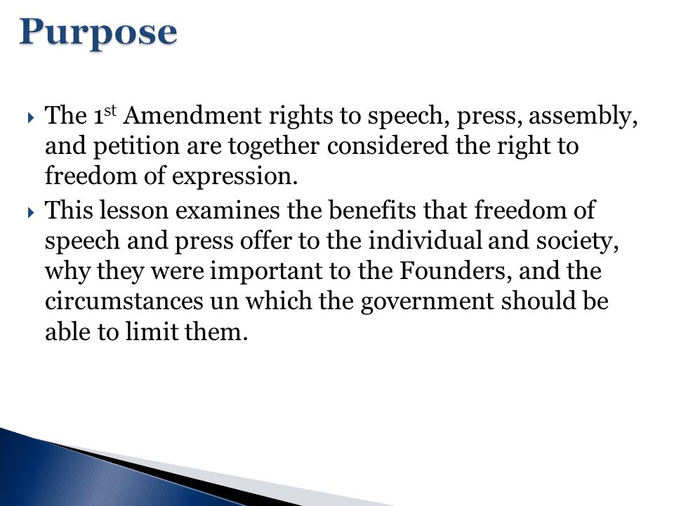 Unit  American Rights  Ppt Download
