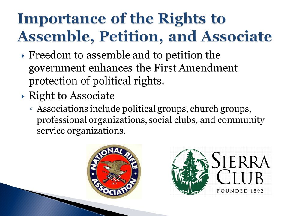 Unit 5 American Rights. - Ppt Download