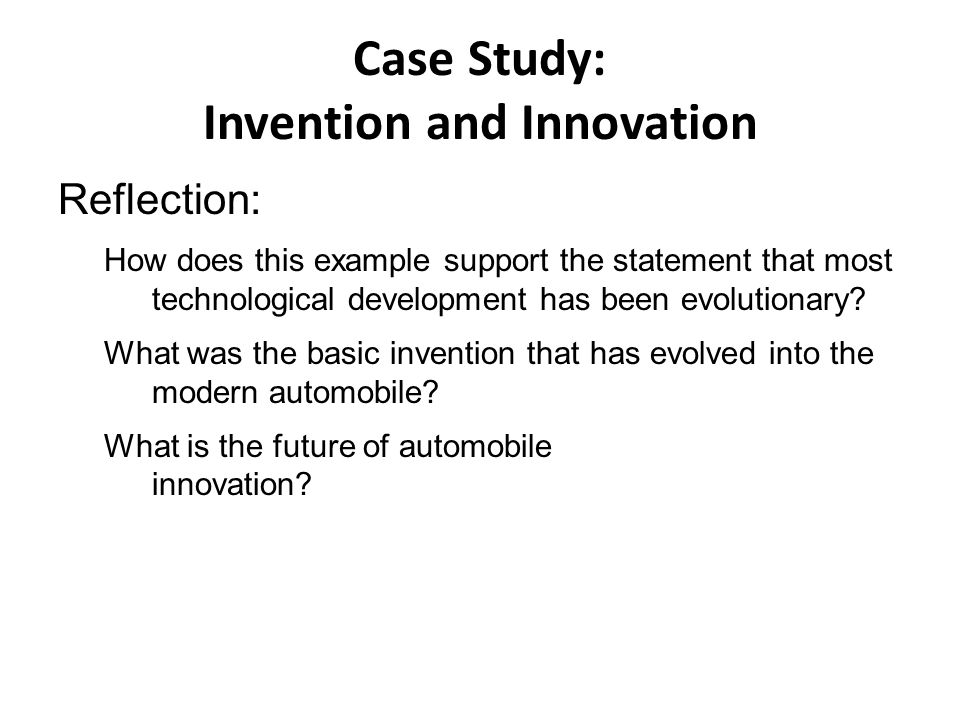 Unit 1: Technological Inventions and Innovations - ppt video online ...