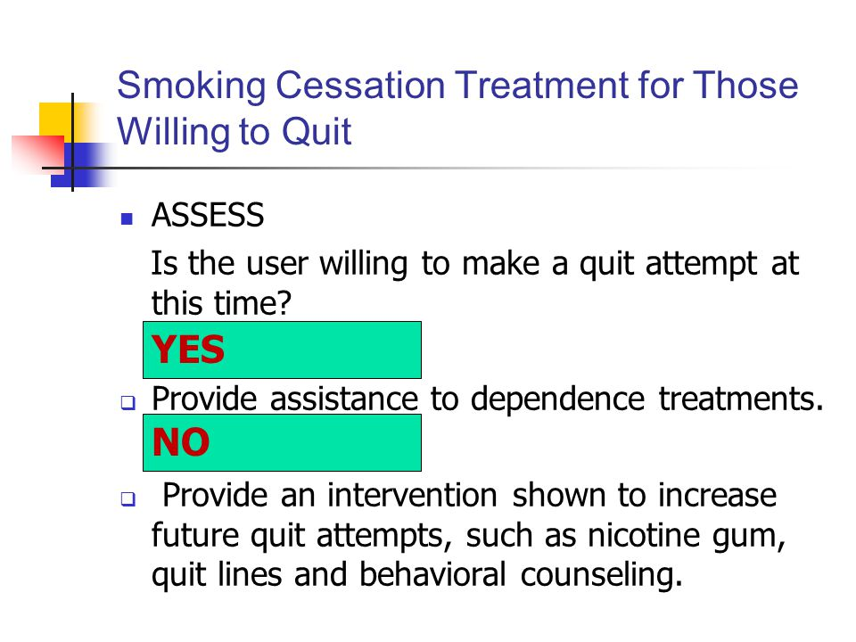 improving concordance to smoking cessation treatment A single session of treatment appeared to be marginally more  begh r motivational interviewing for smoking cessation cochrane database of systematic.