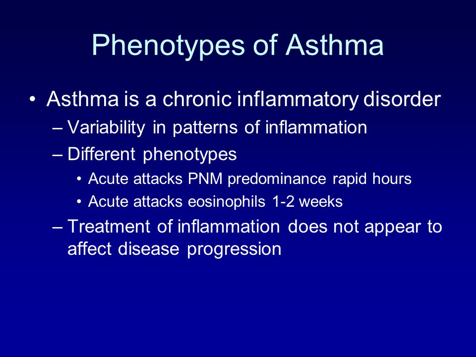 asthma the common chronic inflammatory disease 2017-4-5 iowa asthma surveillance plan  the prevalence of asthma, a chronic inflammatory airway disease of the lungs,  it is now the most common chronic disease of.