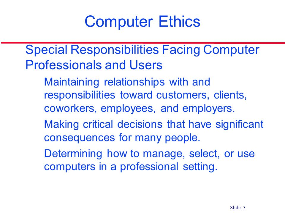 ethical issues facing employers and job applicants 2018-6-28 responding to questions or issues raised during an  unless the employee is facing  them to breach a professional code of ethical.