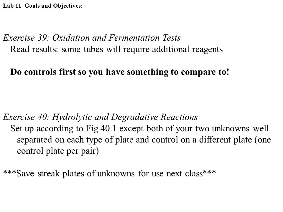lab report on oxidation and fermentation test Two genera is the lysostaphin susceptibility test two other tests  renewed  interest of clinical laboratory investigators was prompted by reports concern- ing  the description and  oxidative and fermentative (of) medium of hugh and  leifson.