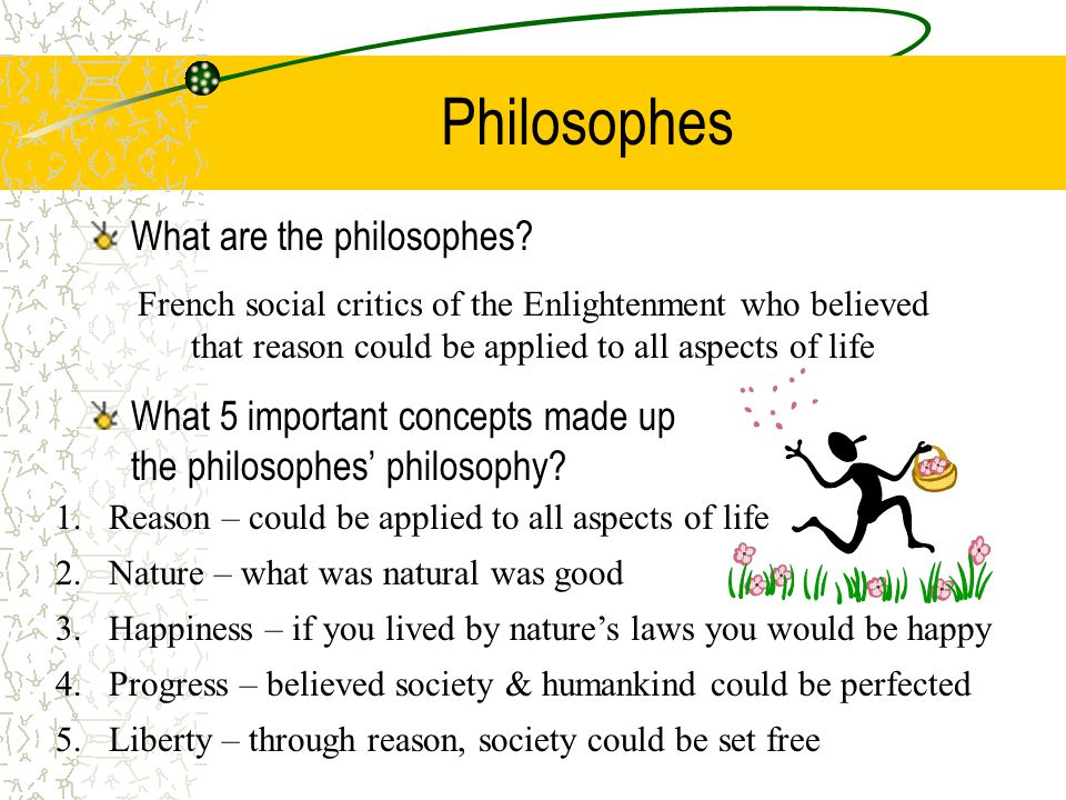 what aspects of the enlightenment are For a definition of enlightenment, we do have a handy starting point at the pinnacle of the age, 1784, one of the leading philosophers of the enlightenment, immanuel kant, wrote a.
