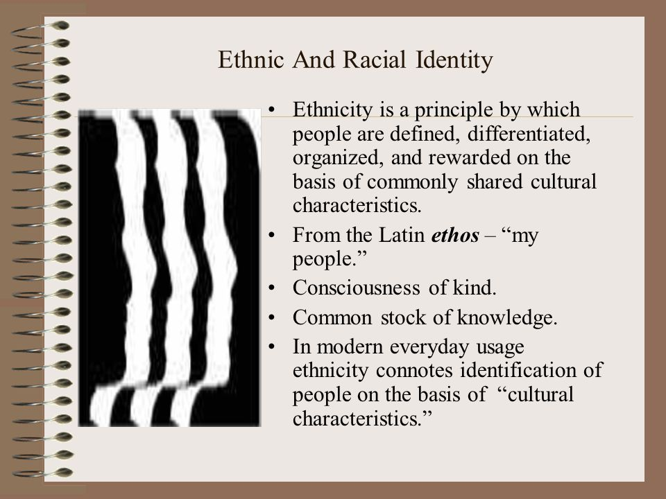 ethnic identity essay Essays - largest database of quality sample essays and research papers on my ethnic identity.