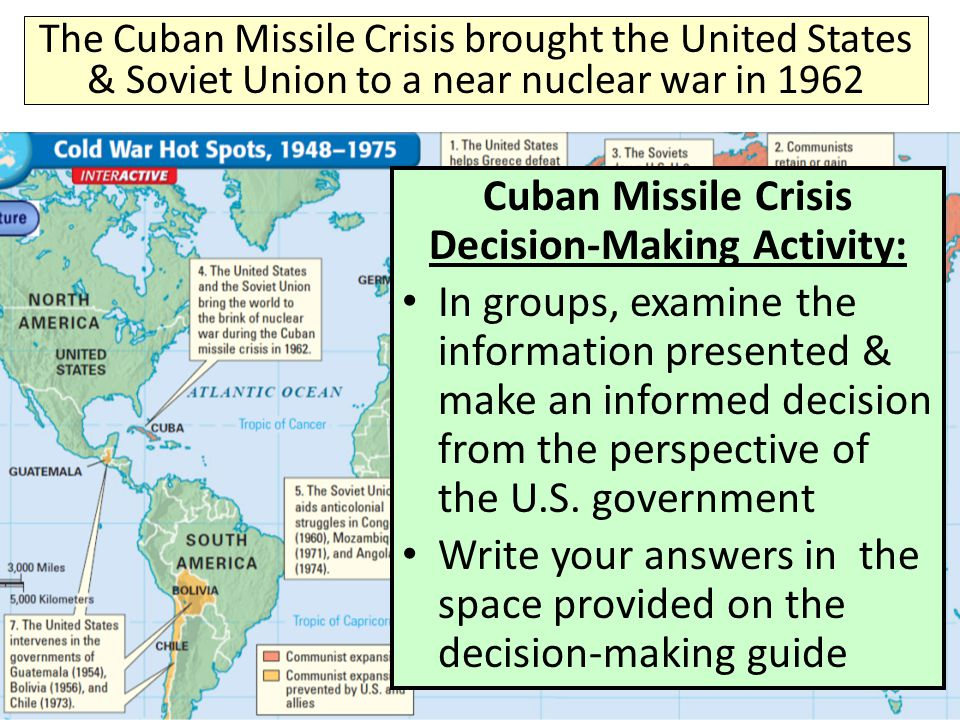 the communist rule in cuba and the impending missile crisis