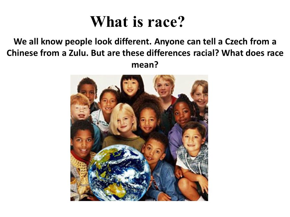 'do different race of people have I was just wondering why do we have diffrent kinds of races it's very strange cause we all decsended from the same parents so how are we diverse.