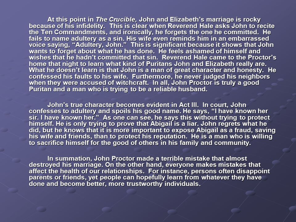 reverend john hale the crucible essay