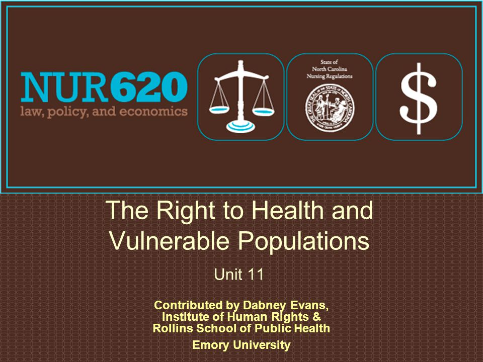 vulnerable populations human services Office of inspector general us department of health and human services search the  hhs faces special challenges in serving particularly vulnerable populations,.