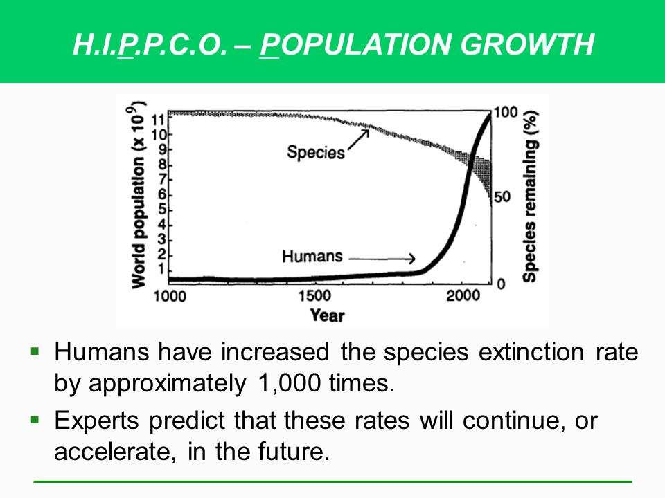 H.I.P.P.C.O. – POPULATION GROWTH