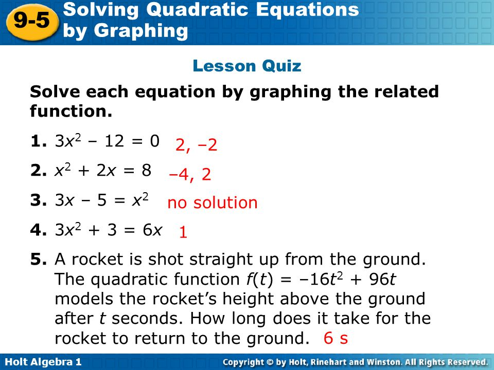Glencoe Algebra 2 5 3 Solving Quadratic Equations By Graphing – Glencoe Algebra 2 Worksheet Answers