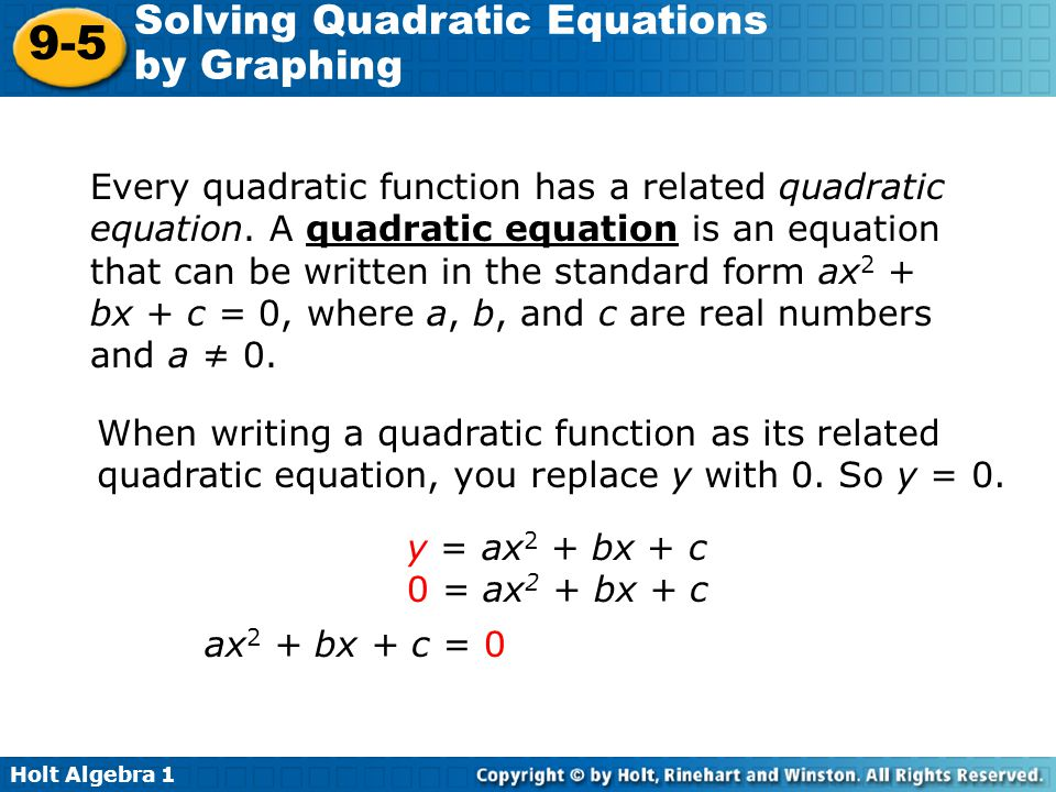 Quadratic Equation Iroshfo