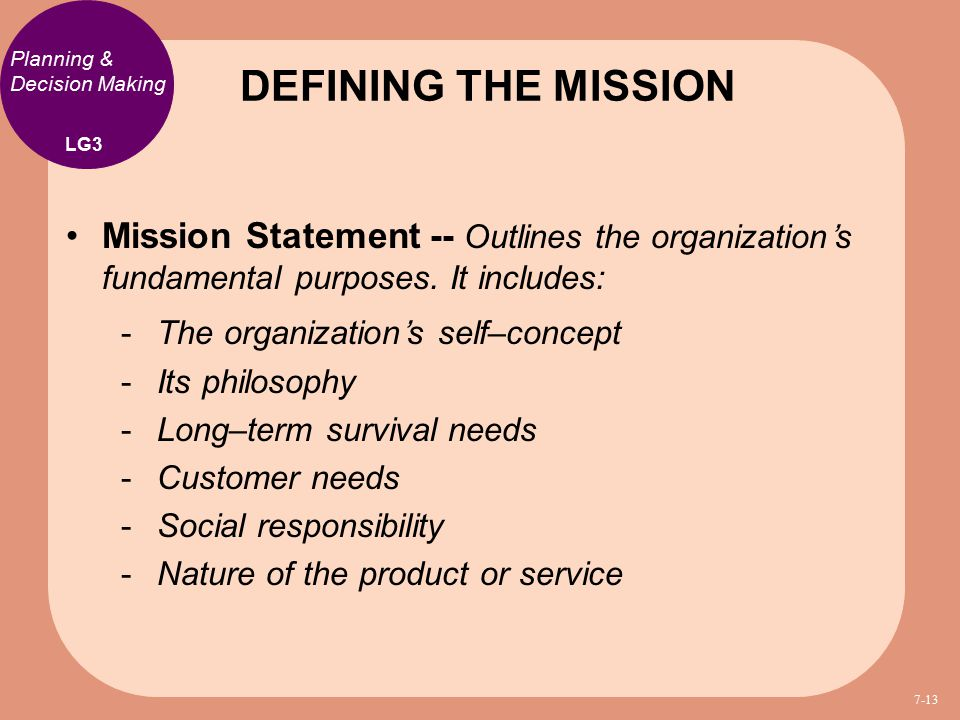 mission statement summarizes companys strategies for achieving its goals Introduction a corporate formal mission statement summarizes a company's strategies for achieving its goals, by stating the important goals that its employees must strive to meet (david, 2009.