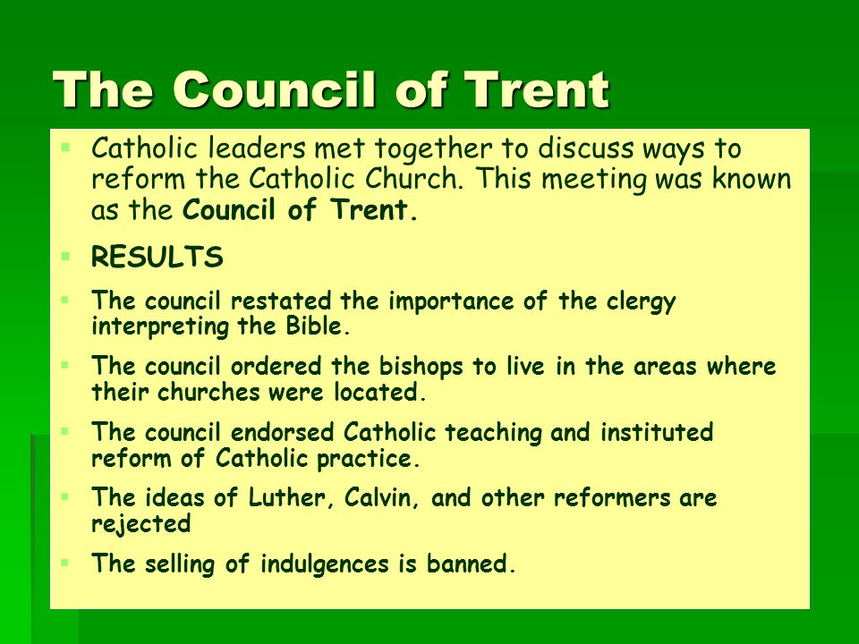 importance council trent Ed to the catechism ofthe council of trent, as a compendium of ca- tholic  theology  importance that a work should appear, sanctioned by the au- thority  of the.