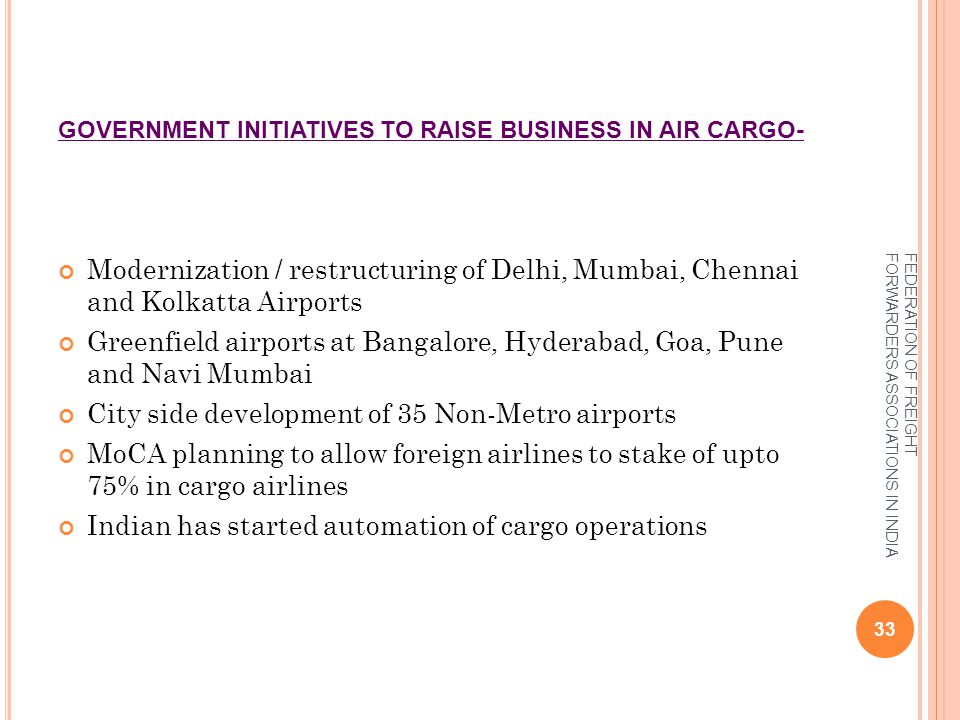 LOGISTIC OPPORTUNITIES IN VALUE ADDED SERVICES IN INDIA ...