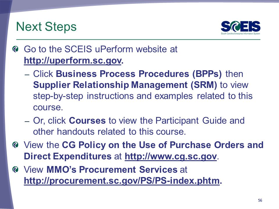 Examples Of Purchase Orders