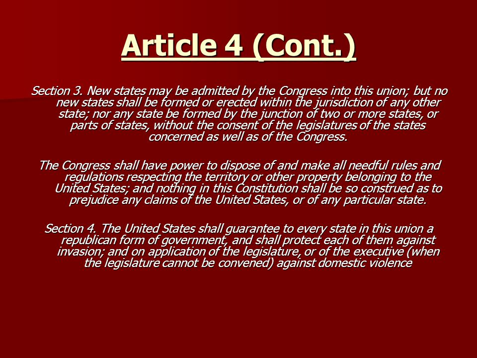 section 1 document intravenous of this u . s . state governments constitution