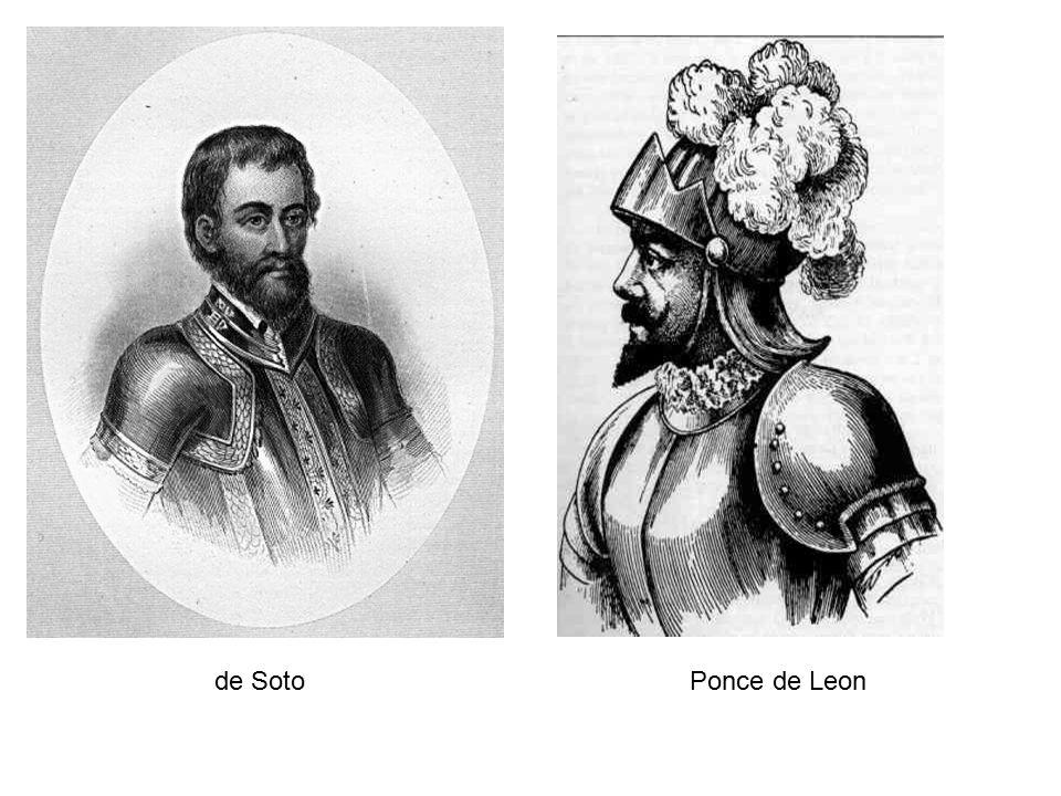 de Soto Ponce de Leon