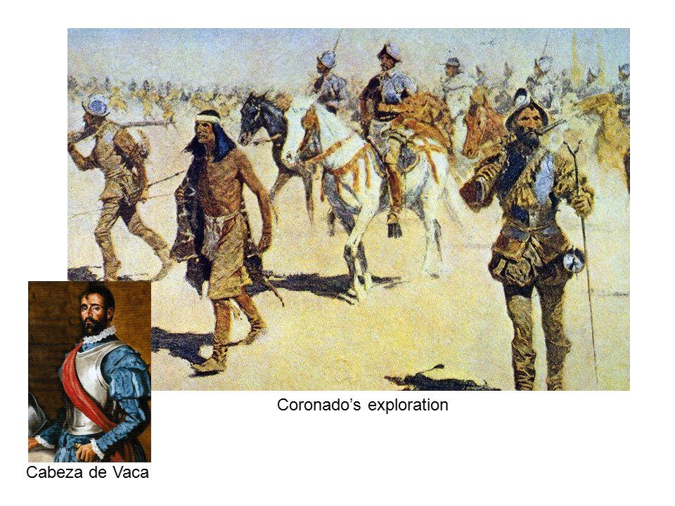 Coronado's exploration