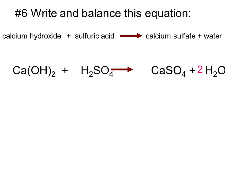 write a balanced equation The easiest way to balance any combustion equation is to first write the general  form in a combustion reaction the products are always carbon dioxide (co2).