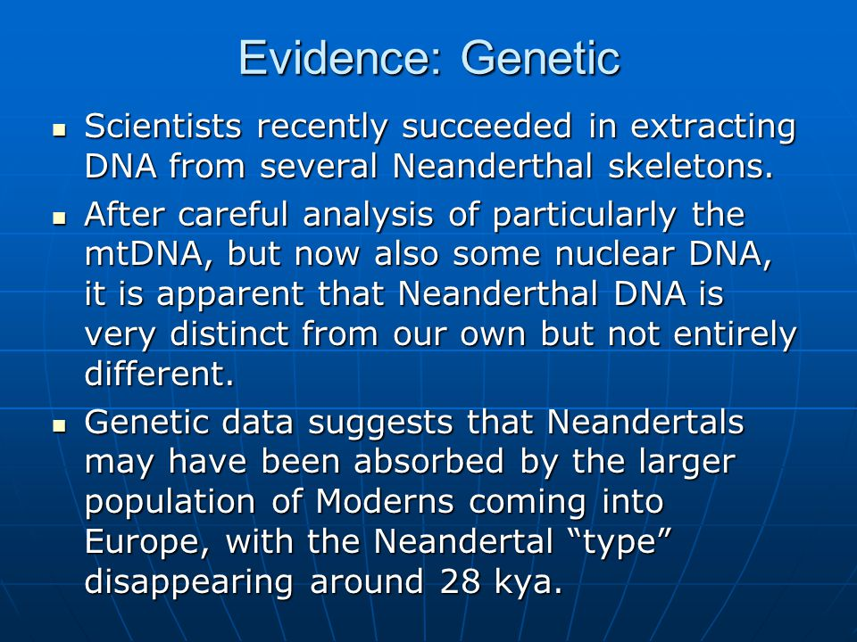 interbreeding between neanderthal and modern humans possible human skeletal remains of a hybrid foun Using several different methods of dna analysis, an international research team has found what they consider to be strong evidence of an interbreeding event between neanderthals and modern humans that occurred tens of thousands of years earlier than any other such event previously documented.