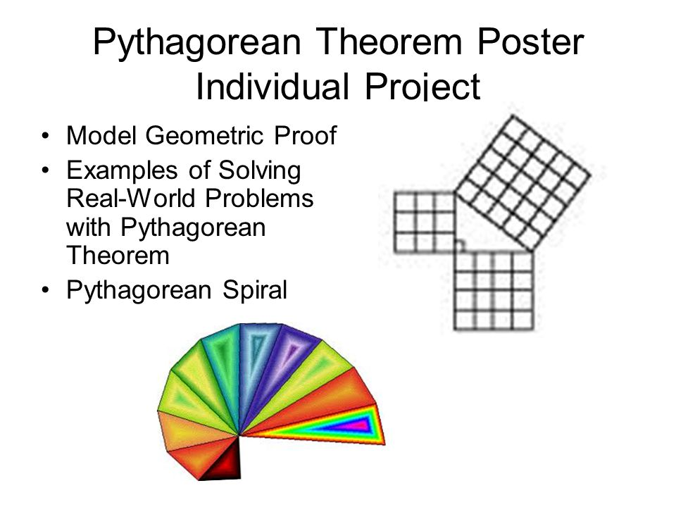 Theorem MATH POSTER - 20&quot- x 30&quot- - Great Yearlong Resource!