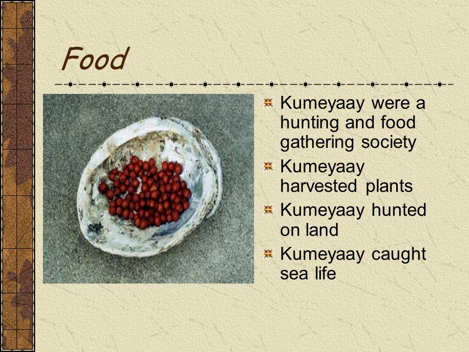 Kumeyaay Food Recipes