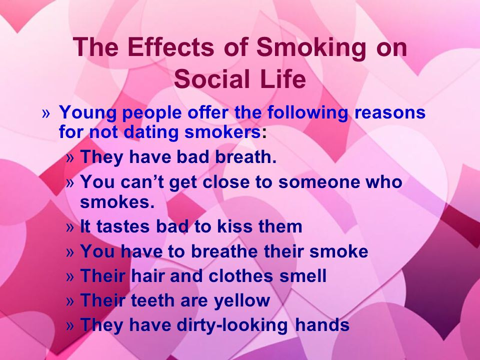 100 free dating for smokers
