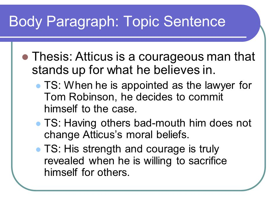 atticus finch as a moral character Get an answer for 'what are some character traits of atticus finch in to kill a mockingbird how are they illustrated in the novel' and find homework help for other to kill a mockingbird questions at enotes.