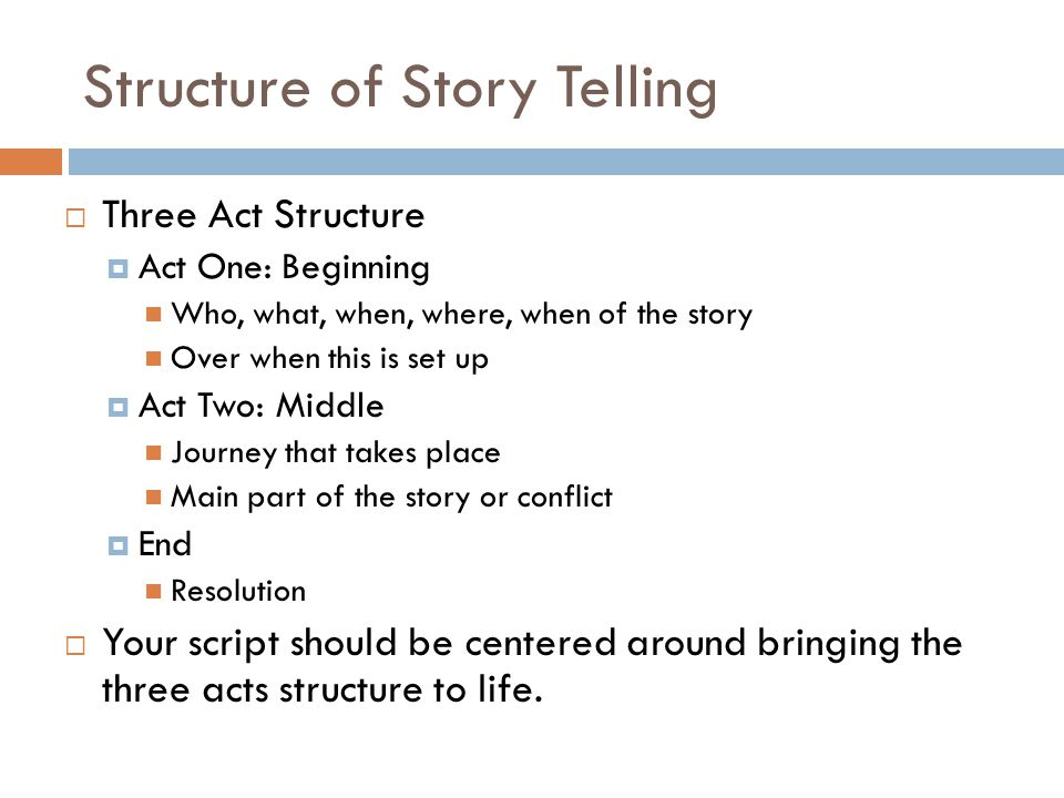 How to Make the Three-Act Structure Work for Your Book