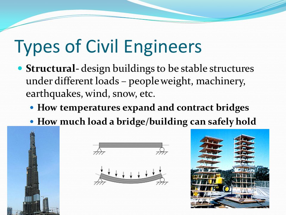 What is a civil engineer ppt video online download for What type of engineer designs buildings