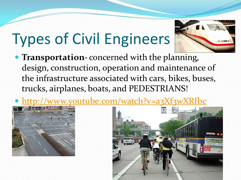 What is a civil engineer ppt video online download for Transportation engineering planning and design