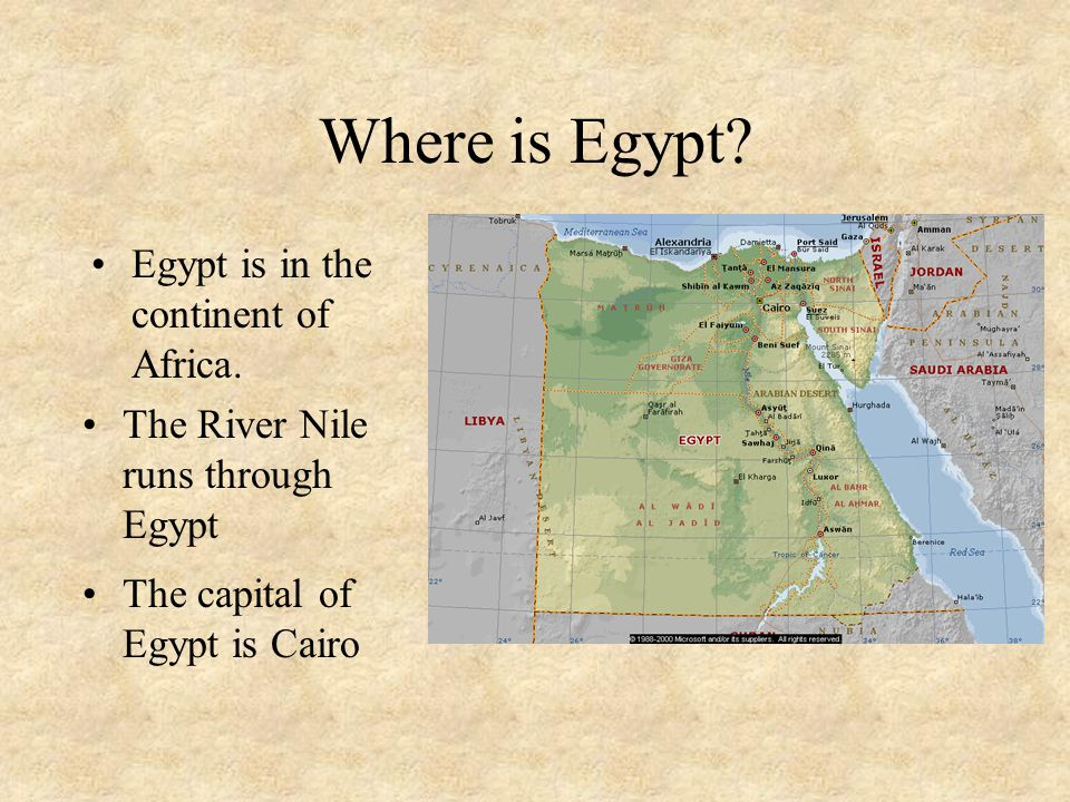 EGYPT Land Of The Pharaohs Ppt Download - Where is cairo