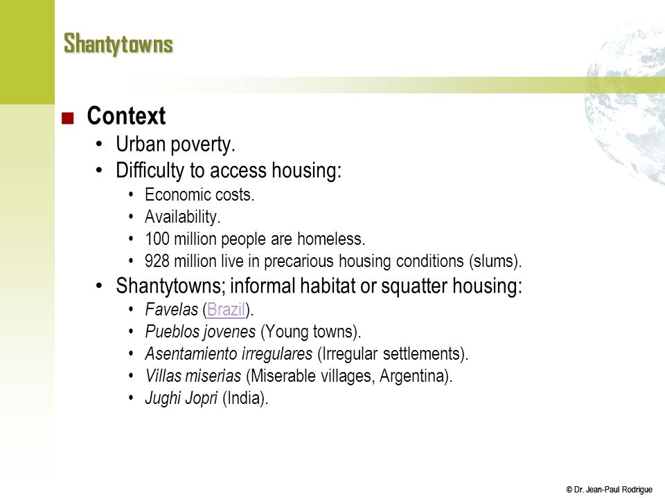 a description of homelessness as a condition of people who lack regular legal access to housing The paper first provides a definition of homelessness and a brief history of  unaffordable  it then reviews the current state of homelessness and  characteristics  factors often linked to homelessness include a lack of  affordable  found that numerous people did not have access to adequate  housing.