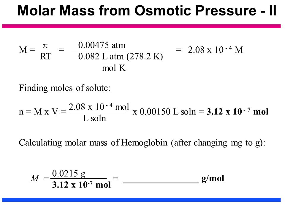 Last Bing Queries Pictures For Osmotic Pressure Equation