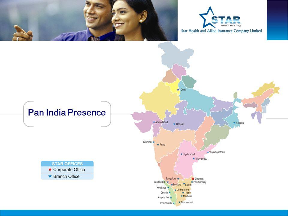 Pan India Presence