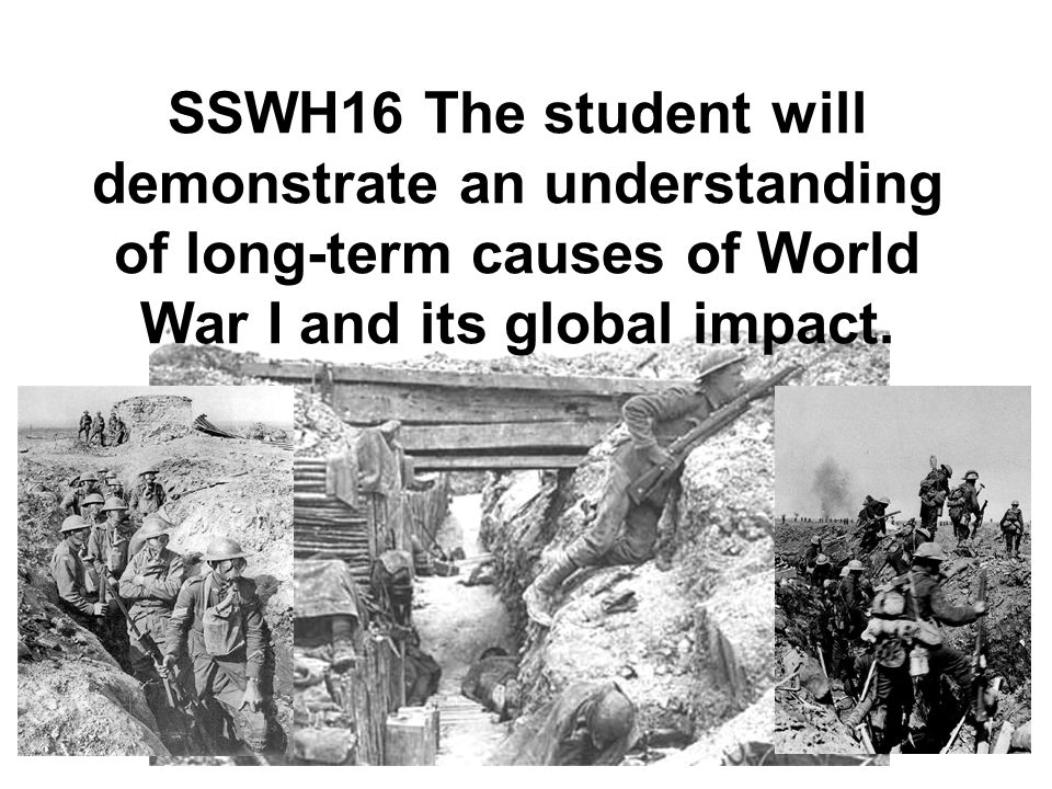 causes of world war i mla There were many immediate and underlying or fundamental causes of world war i also an underlying cause of world war i mla citation: causes of world war i 3.
