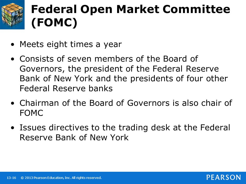 federal reserve board and federal open Econ 2035 exam 2 ch 11 (13) study play a the first bank of the united states  the board of governors d) the federal open market committee b  which of the followings is a duty of the board of governors of the federal reserve system a) setting margin requirements, the fraction of the purchase price of the securities that has to be.