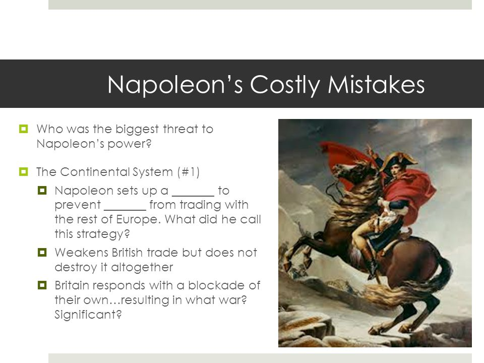 was napoleon s strategy correct Here, in its simplest form, is the principle that underlies napoleon's strategy in 1815 buell's failure to appreciate political considerations as a part of strategy justified his recall, but the value of his work, like that of mcclellan, can hardly be measured by marches and victories.