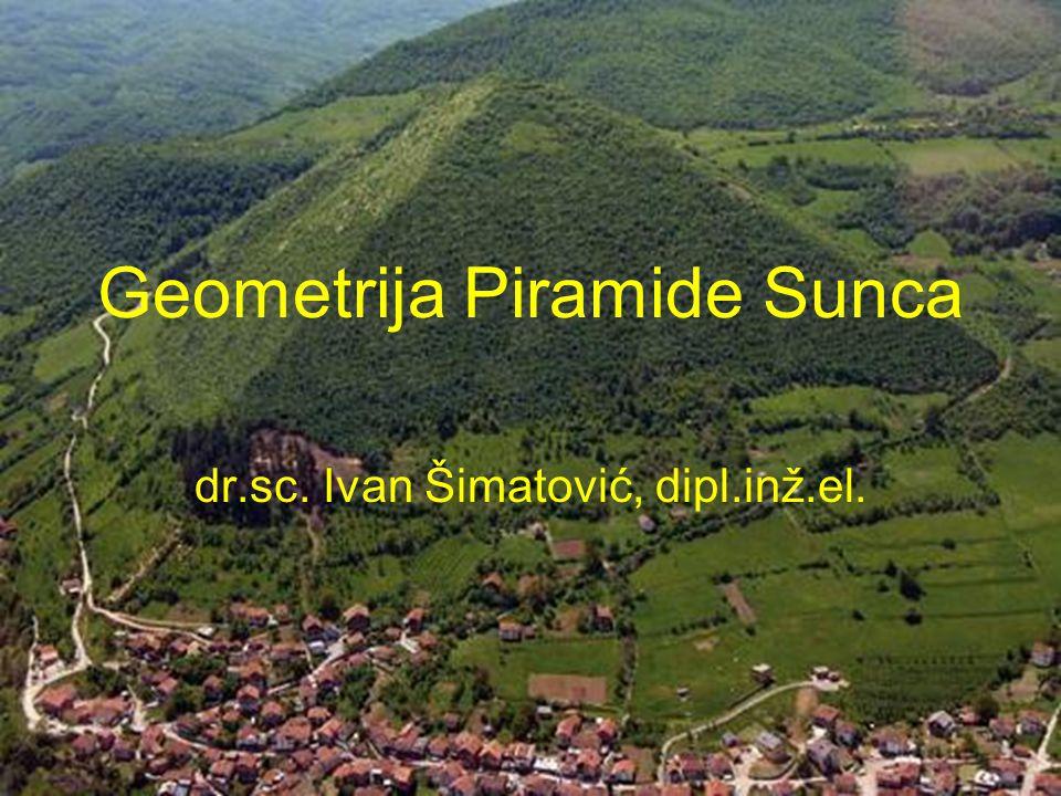 Geometrija Piramide Sunca