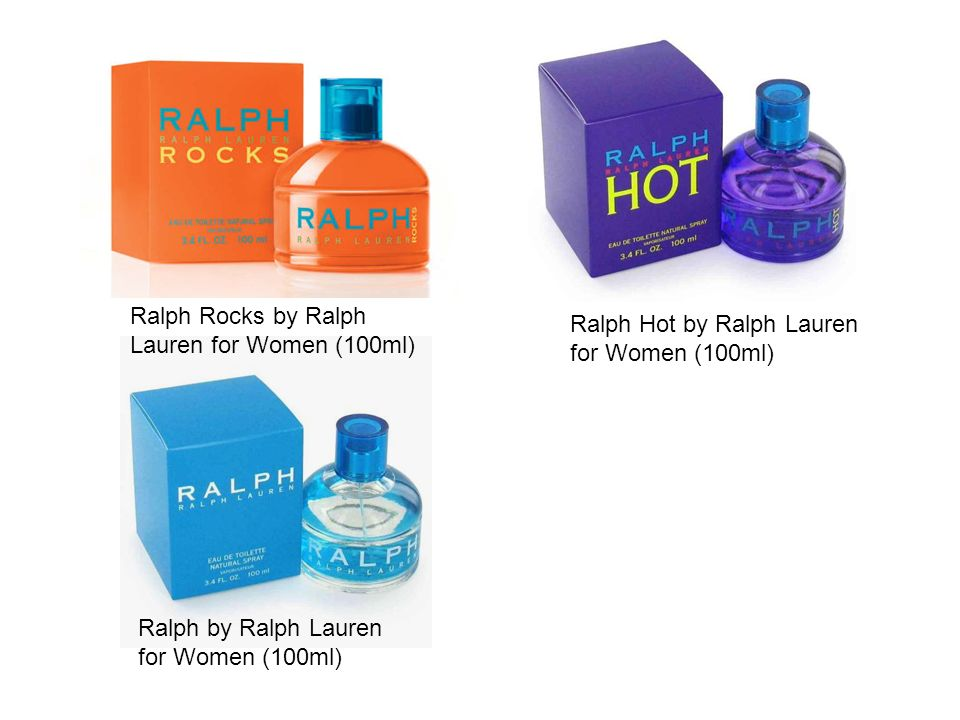 Ralph Rocks by Ralph Lauren for Women (100ml)