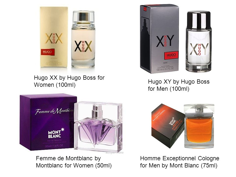 Hugo XX by Hugo Boss for Women (100ml)