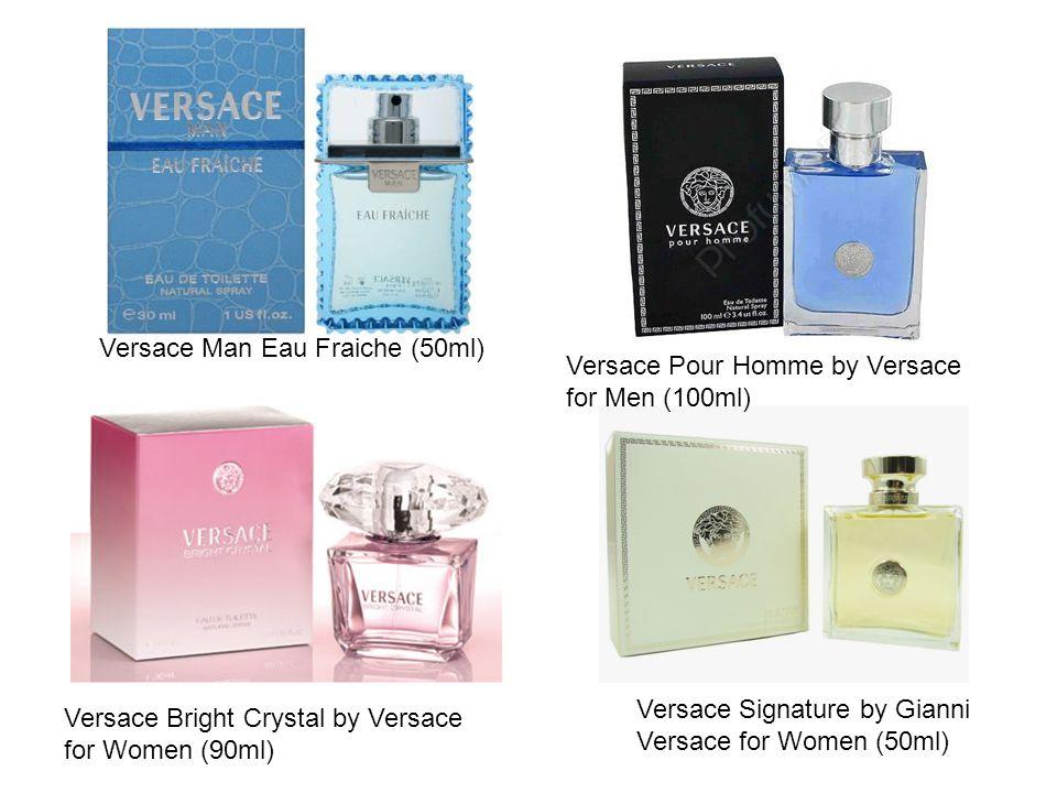 Versace Man Eau Fraiche (50ml)