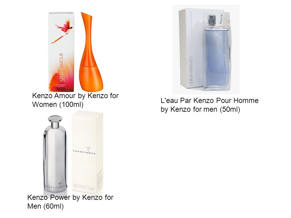 Kenzo Amour by Kenzo for Women (100ml)