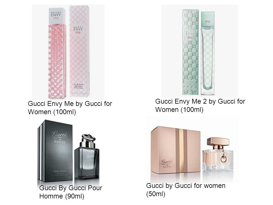 Gucci Envy Me 2 by Gucci for Women (100ml)