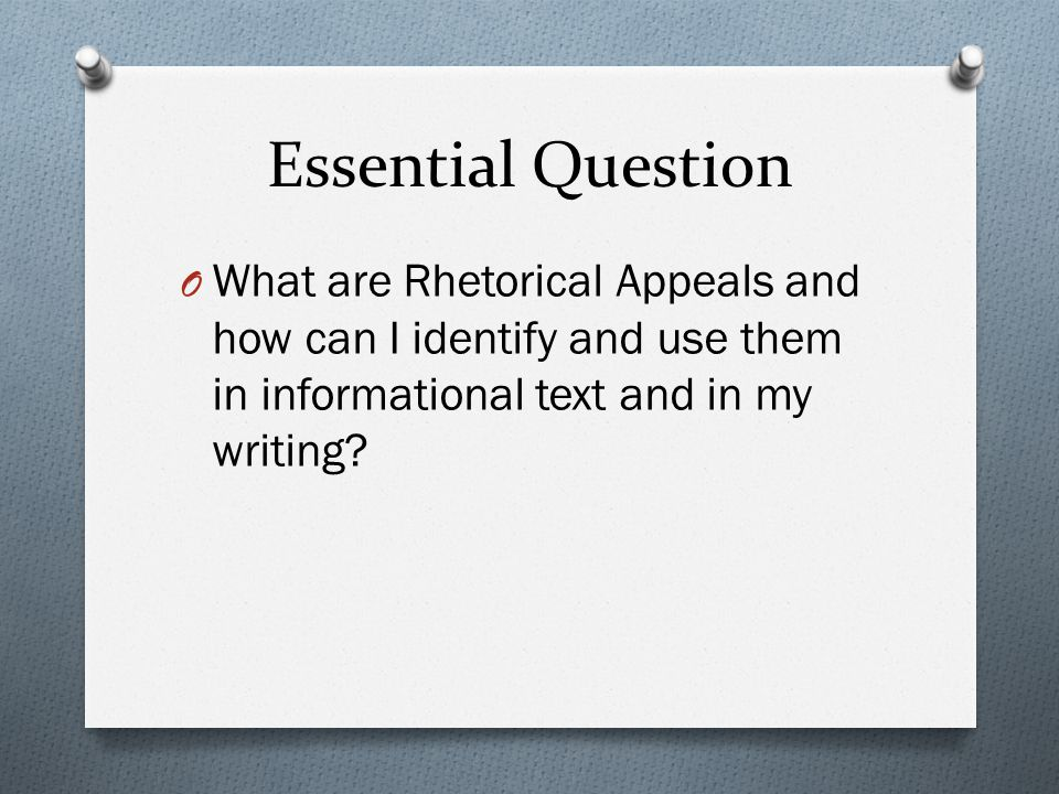 How to Ask Questions in a Thesis Statement?