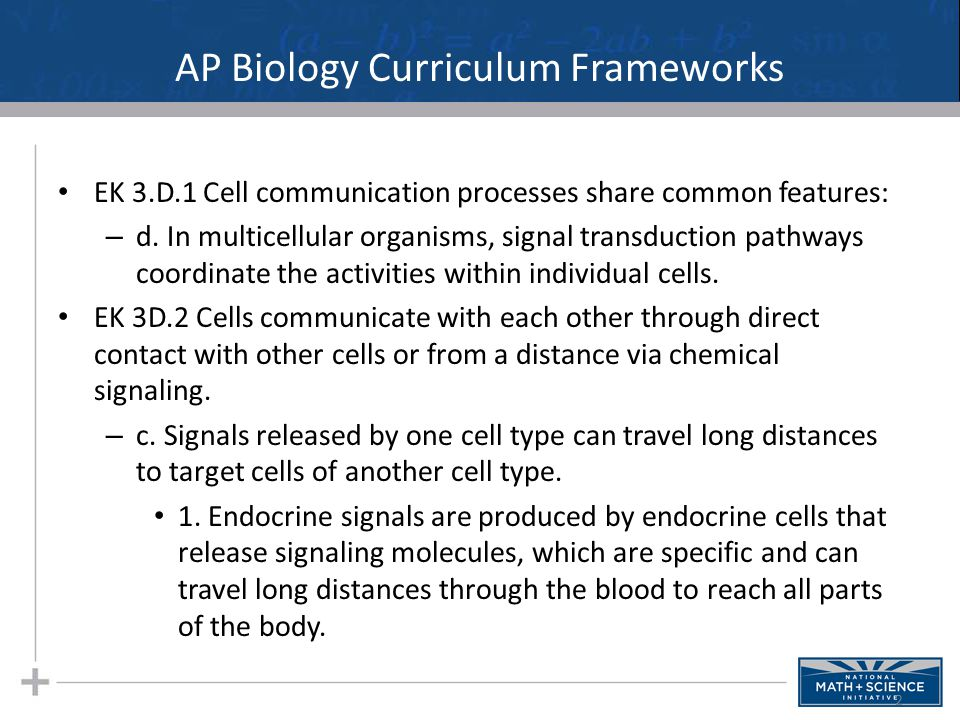 AP Biology - College Board