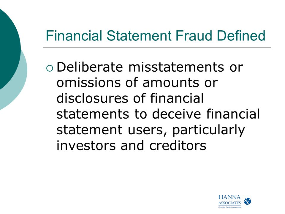 A Guide to Financial Statement Fraud, Red Flags, and Prevention Tips