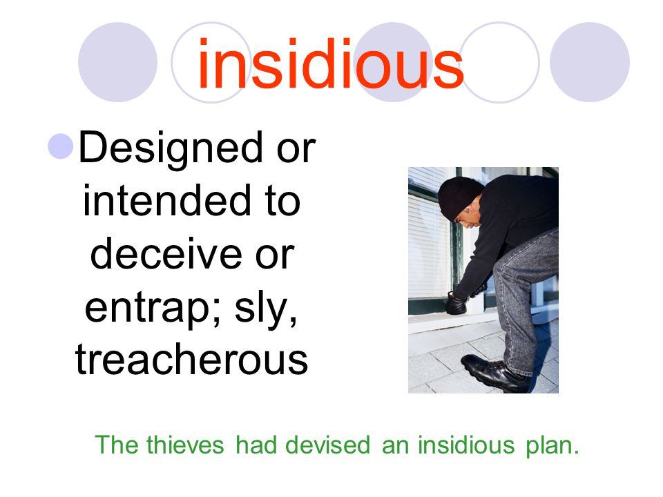 Vocabulary lesson 1 august 16 ppt video online download for Define treacherous